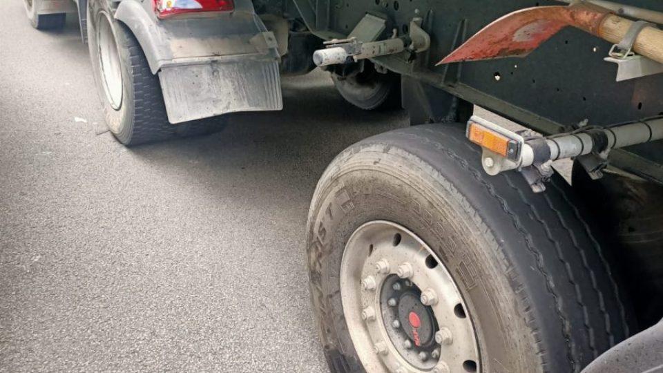 Verkehrsunfall auf der Bundesstraße 74 am 15. Juni 2021